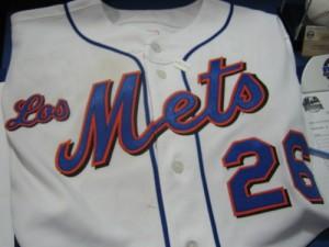 Los Mets Jersey